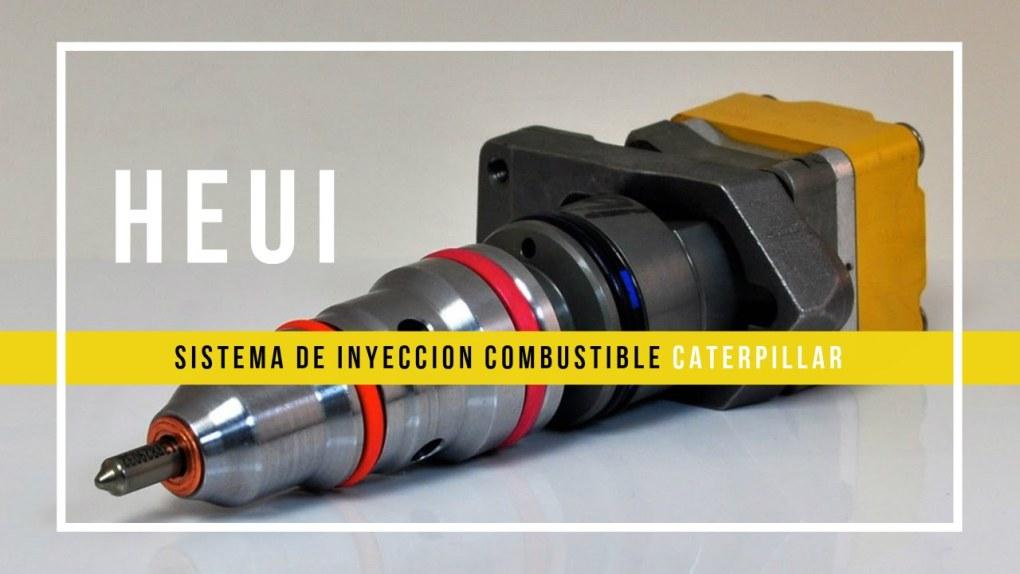 Hệ thống nhiên liệu Diesel điện tử dùng bơm - vòi phun kết hợp HEUI