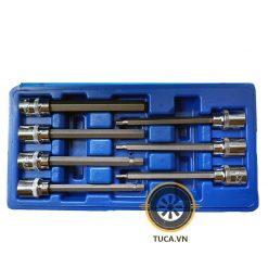 Bộ lục giác 7 chiếc dùng cho súng 3/8 inch