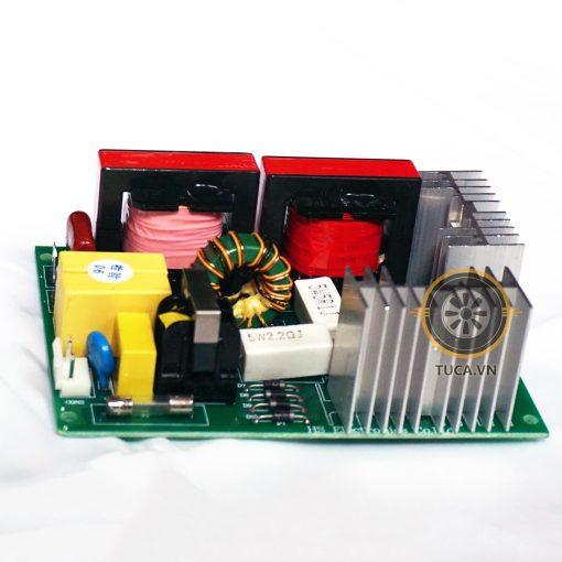 Mạch điều khiển phát sóng siêu âm làm sạch