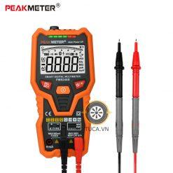 Đồng hồ vạn năng điện tử PEAKMETER PM8248S