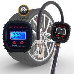 Đồng hồ bơm lốp điện tử hiển thị số DIB2208